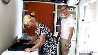 GERMAN STEP SON SEDUCE Inarticulate Almost GET FIRST CREAMPIE Lady-love