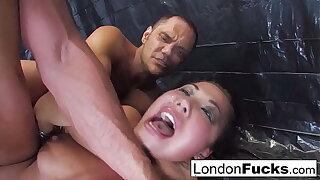 Nacho Vidal And Toni Ribas fuck London Keyes asshole