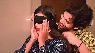Alluring Indian minx hot adult video